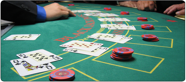 Black Jack Fun Casino Hire